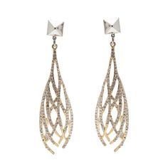 Fallon drop earrings, $169 at Farfetch Farfetch