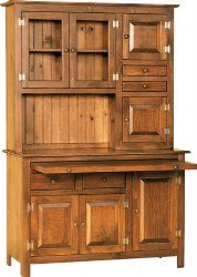 Hoosier Cabinet.... the description given on the page is incorrect though, so I am not sure if the listed price is correct?  www.amishfurnituremakers.com $1244