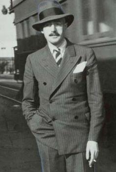 Dashiell Hammett around 1940