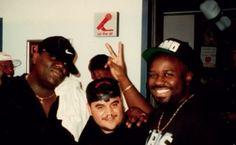 Diggin' In Da Den: Notorious B.I.G. & Craig Mack 1994 Funk Flex Interview & Freestyle