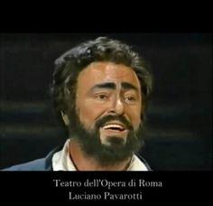 Pavarotti a Roma