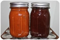 how to make & can your own pumpkin & apple butter