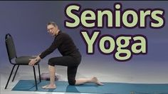 printable chair yoga routines  chair yoga for seniors at