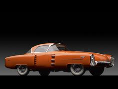 1955 Lincoln Indianapolis Exclusive Study by Carrozzeria Boano Torino   Art of the Automobile 2013   RM AUCTIONS