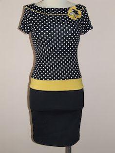 Varrókuckó: Viki ruhája Short Sleeve Dresses, Dresses With Sleeves, My Works, Fashion, Moda, Sleeve Dresses, Fashion Styles, Gowns With Sleeves, Fashion Illustrations