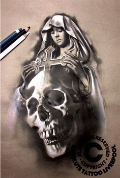 skull and marry