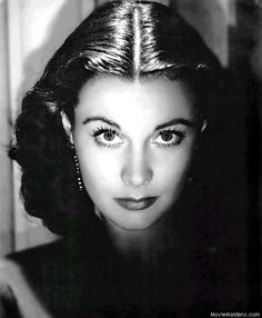 Vivien Leigh - 1940s actress ... when she was young - MovieMaidens.com