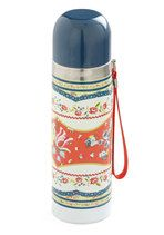 Bloom of the Loom Travel Mug ~ I adore this hot/cold thermos! Would be perfect for bringing my own iced cappuccino in the summer & hot during the winter instead of paying expensive coffee shop prices while on the go to appointments. Also reminds me of some of the Danish hand stitched linens my grandma has which she said her grandma had made in Denmark & sent w/her mother when they came to America & she stayed behind.