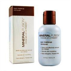 Mineral Fusion Natural Brands Eye Makeup Remover, 3.4 fl. oz. $10.99