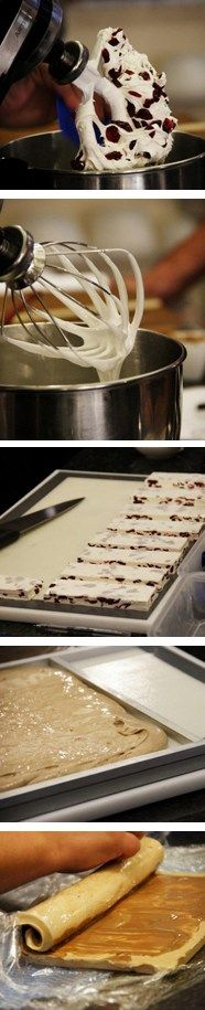 How to make your own nougat