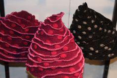 Feen-Hüte! Love... #Mützen #Spiralhüte #hats #danishfashion #denmark