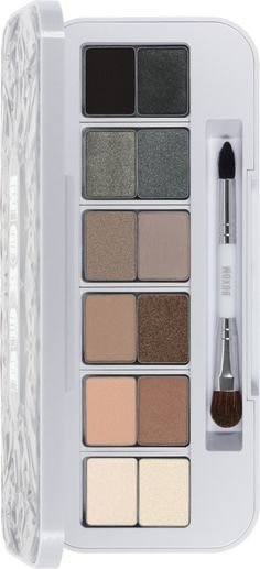 Buxom Holiday 2016 Collection featuring the new n Stone Cold Babe Eyeshadow Palette
