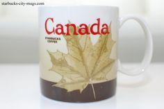 A source for Starbucks City Mugs collectors Christmas Minis, Christmas 2014, Whistler, Toronto, Starbucks City Mugs, Global Icon, Canada, City Scene, Best Coffee