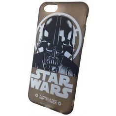 NEW Star Wars iPhone6 corresponding Soft Jacket Cover Darth Vader JAPAN 24