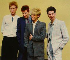 Depeche Mode, photo credit Didi Zill