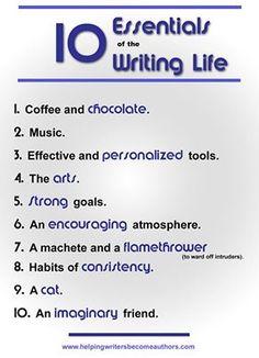 Essentials of writing