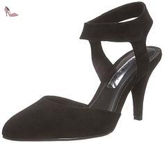 22448, Escarpins Femme, Noir (Black Patent 018), 39 EUTamaris