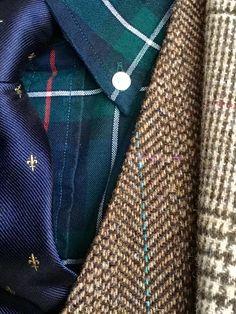 Polo Ralph Lauren. Luciano Ties. Prepfamily.