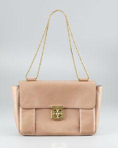 ShopStyle: Chloe Elsie Shoulder Bag, Large