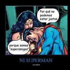 Porque somos SUPERAMIGOS
