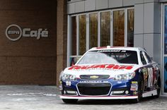 Dale Earnhardt Jr.'s No. 88 National Guard Chevrolet SS represented the manufacturer this week in the NASCAR #Gen6 Road To Daytona.
