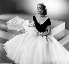 Grace Kelly September 14, 1982.