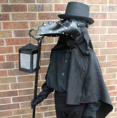 Plague Doctor - made by a super talented friend!