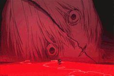 anime gore neon genesis evangelion nge anime gif end of evangelion Rei Ayanami Shinji Ikari nightmare on tokyo 3 Dark Anime, Old Anime, Manga Anime, Anime Art, Manga Girl, Neon Genesis Evangelion, The End Of Evangelion, Rei Ayanami, Gore Aesthetic