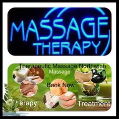 Massage Therapist You Suffering Aches & Pains Massage Treatment Will Help!   Fully Qualified Massage Therapist.  Fully Insured Therapist.  Qualified Indian Head Massage.   Qualified Naturopathy.   Qualified Improve Your Memory.  (FREE FACIAL MASSAGE WITH EVERY TREATMENT BOOKED) BOOK NOW Web sites www.therapeuticmassagenorthwich.co.uk Facebook site:  www.facebook.com/ginawalton1971