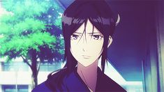 Yatogami Kuroh* #gif