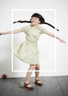 New kids fashion lookbook for summer 2014 from No Added Sugar