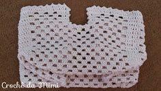 As Receitas de Crochê: Suporte para rolo de barbante feito de canos de PVC Diy Crochet, Crochet Top, Costura Diy, Blanket, Women, Internet, Fashion, Diy And Crafts, Walking Tall