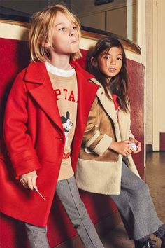 Kids | Zara. CINEMA