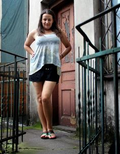 lifestyle: FLOWY OUTFIT FOR A HOT HUMIDY DAY