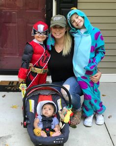 Friendly Exes! Teen Mom 2's Kailyn Lowry Spends Time with Javi Marroquinn & Jo Rivera for Family Halloween Outing