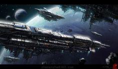 Cayote by ZEZ zhaoenzhe | Sci-Fi | 2D | CGSociety
