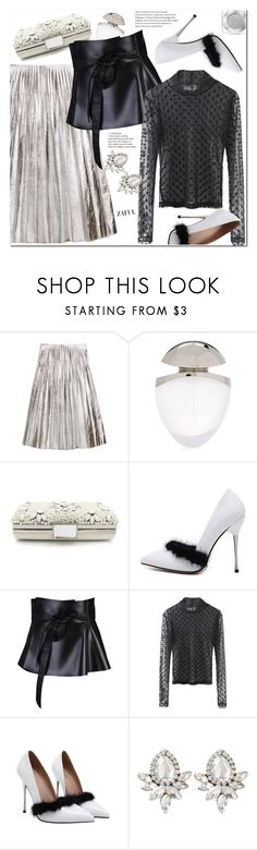 """Pumps"" by duma-duma ❤ liked on Polyvore featuring Gucci, Bulgari and L'Oréal Paris"