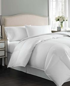 Charter Club Vail Collection Level 3 Medium Warmth Full Queen Down Comforter