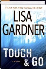 Touch & Go By Lisa Gardner  N's pick for #wayrw 1/30/13  #lpl
