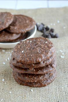 Chocolate-Chocolate Chip Coconut No-Bakes by @holdthegrain holdthegrain.com #paleo