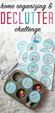 Need to clear #clutter & #organize ? Here's an adult #organizational advent #calendar of sorts. Reward yourself for getting your #organizing act together!