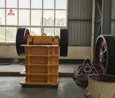 High Quality Quartz Jaw Crusher Machine Price - Manufacturer, Supplier, Factory - Zhongxin Heavy Industrial