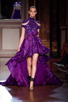 Zuhair Murad F/W 2011 couture
