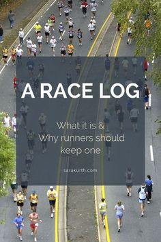 A race log is a quick way to remember your races. A 5-minute way to save your future running self the memory strain of trying to figure out if you finished that race that one year in 2:05 or 2:15. On the blog - Why you should keep a race log and options on how to do it Marathon Tips, Marathon Training, Running Tips, Running Training, Digital Word, Race Bibs, What To Pack, Race Day, How To Run Faster