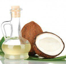 Coconut Oil Benefits* I love this stuff.. hair, nails, skin, add a bit to your bath water, or even your coffee...