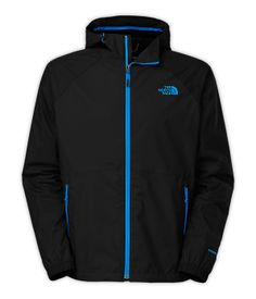 A stylish, waterproof, breathable rain shell, The North Face Allabout Jacket performs as well as it looks. Wear it on hikes, to the ballgame or any place you might get wet. Mens Rain Jacket, North Face Rain Jacket, Shirt Jacket, Nike Jacket, Shoe Rack Room, The North Face, Sharp Dressed Man, Nike Outfits, Winter Wear