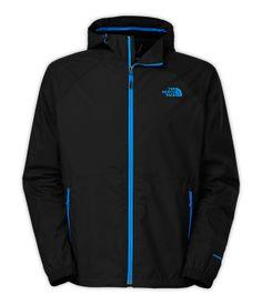 For Hottie: Rain jacket.  The North FaceMen'sJackets & VestsMEN'S ALLABOUT JACKET