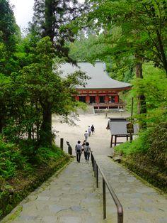 比叡山延暦寺:釈迦堂