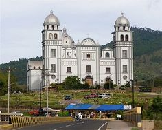 this looks like where my grandparents are buried in Honduras..