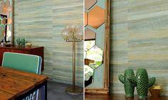 Binnenhuisinrichting | Behang | Eetplaats/Keuken l Elitis behang te verkijgen @ Mira-Zele www.mira-zele.be
